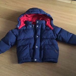 Boys Polo Ralph Lauren Down Jacket size 24 m